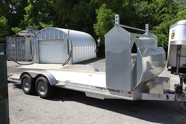 SOLD: Featherlight Trailer