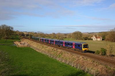 Wessex Main line (Bristol to Southampton via Westbury & Salisbury)
