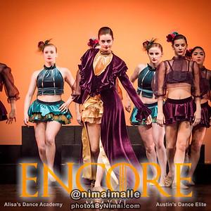 Alisa's Encore 2016