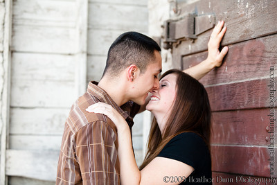 Danielle and Daniel's Engagement Photos