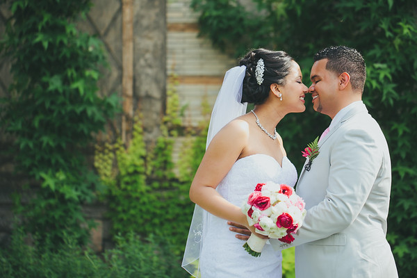 WEDDING 2013  |  Yessica + Ronny - Tosca Cafe