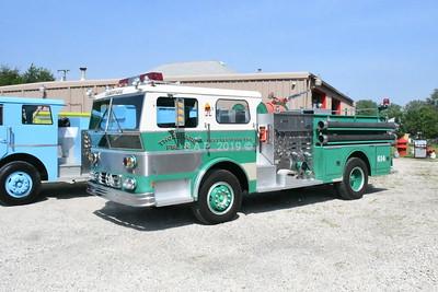 Ex Thorofare Fire Co. Engine 614