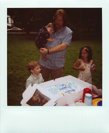 otis' first birthday