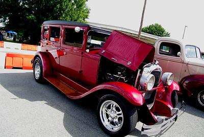 NSRA Car Show 2009