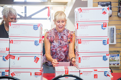12-8-2016 Mayport USO Care Packages
