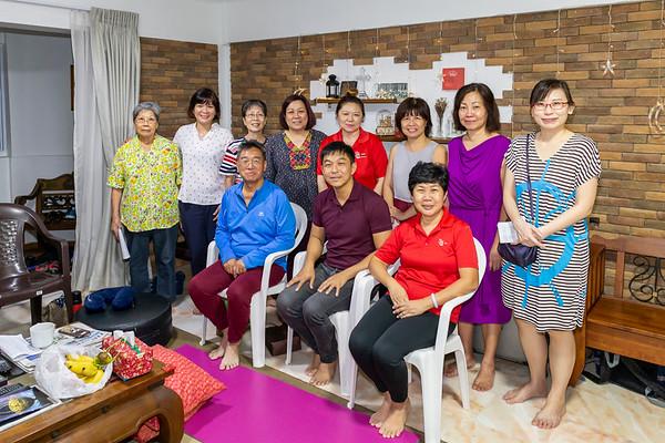 010120  Advisor Visit @ Blk 1 Chai Chee Road