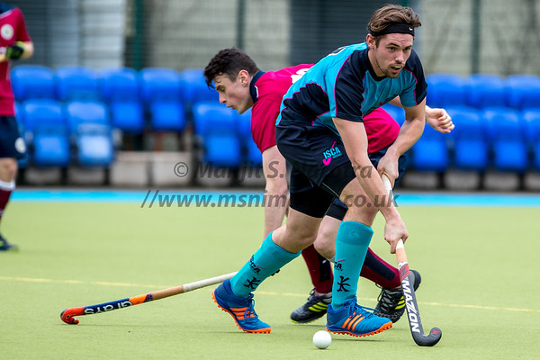Olton HC Mens vs Isca HC - 24-03-2018