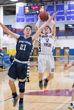 Watkins Basketball 2-11-20