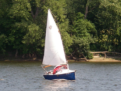 Shemaya's sailboat
