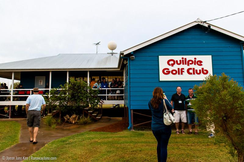 Quilpie Gold Club