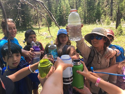 7.10.2017 Yellowstone & Grand Teton Adventure