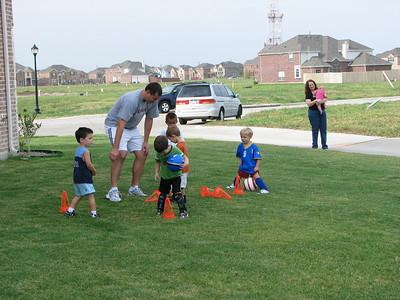 Christian Soccer Fall 2009