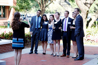 MCOM Donors and Scholars 2015