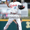 Frisco RoughRiders pitcher Jose Leclerc (17)