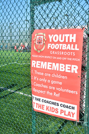 Football Grassroots - Lincoln v Manchester 62