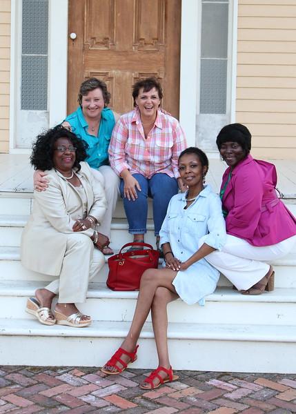 Faces of Delta Cotton Belles