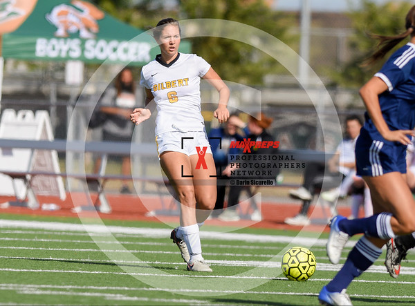 Girls Soccer 2017 Gilbert vs Desert Vista