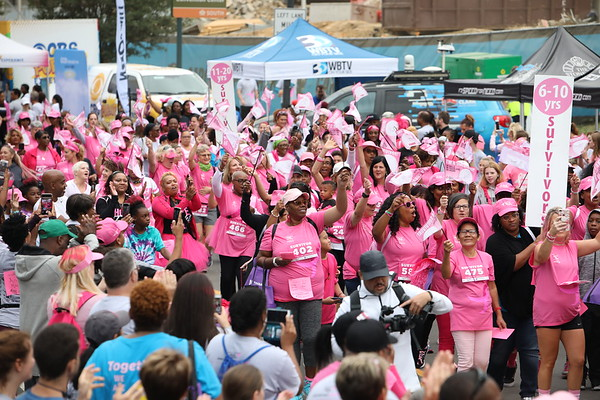 2019 Komen Charlotte Race for the Cure® Saturday, October 5, 2019