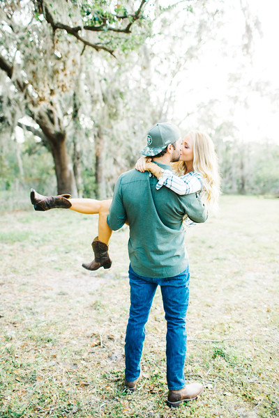 Jess + Kyle | New Smyrna Engagement