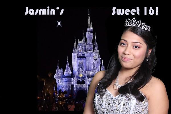 Jasmin's Sweet 16