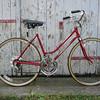 """$220 Schwinn Varsity 10 spd Cruiser #0070808  19"""" frame, 27"""" wheels."""