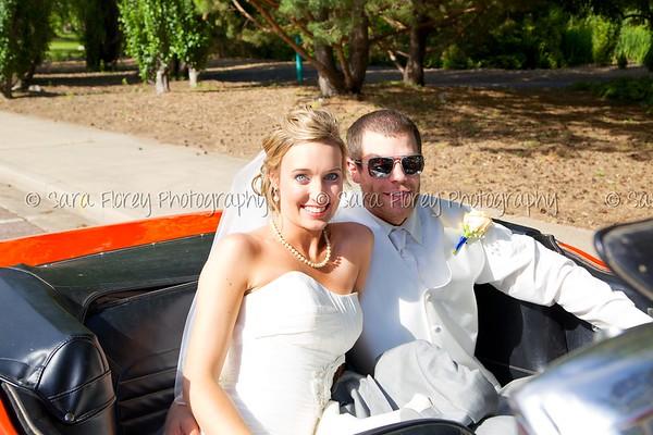 Josh & Kaitlyn's Wedding