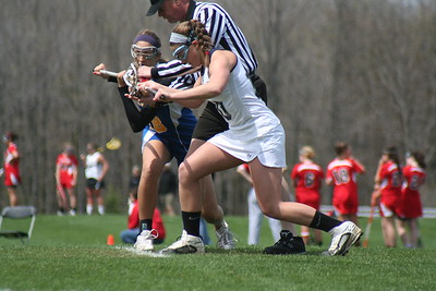 Hudson Girls Lacrosse Heights Tournament