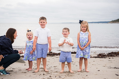 The Fawcett Family 2021