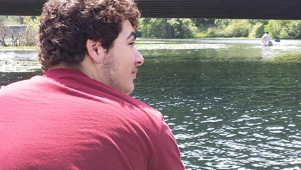 2014/06 - Canoe Trip around UW & Arboretum