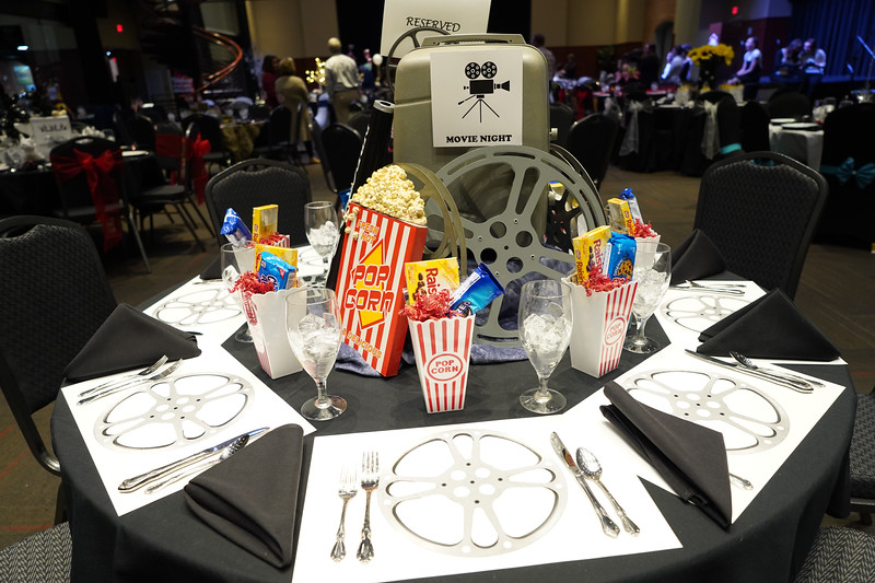 GWU 4th Annual Parade of Tables