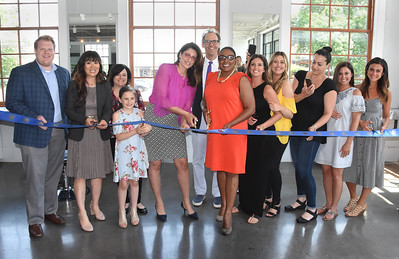 City welcomes Metro Salon and neighboring  businesses to NOTA. 5/30/2018