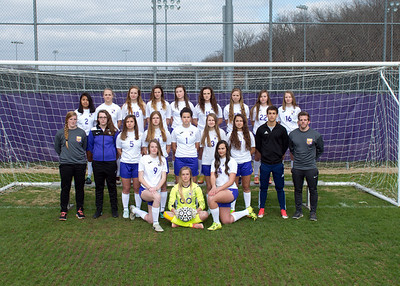 Lady Laker Soccer 2018 Team and Individual photos