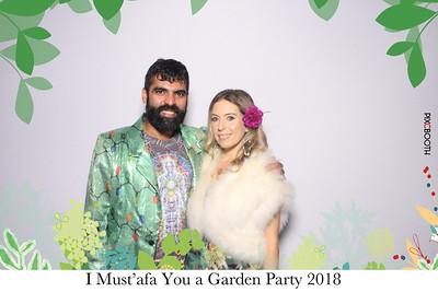 12.8.2018 Mustafa Garden Party