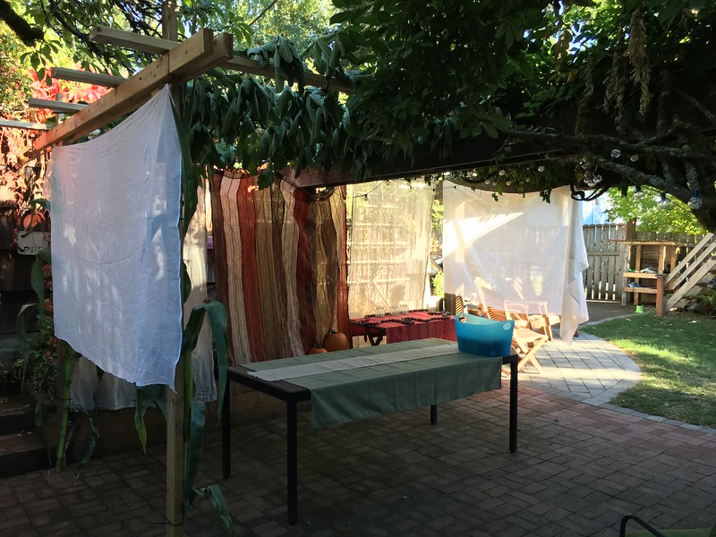Sukkah expansion