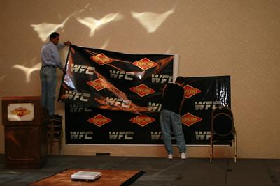 "WFC ""LOCKDOWN"" Weigh In...Tropicana Casino in Atlantic City"