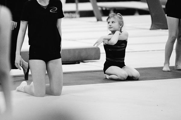Bea Gymnastics March 19