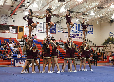 Cheer: Broad Run - 2016 Loudoun County Championship 10.5.16
