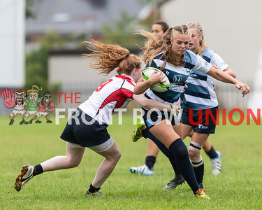 2018-08-11 Ulster U18 Girls 0 Ontario U18 Girls 34 Game 1