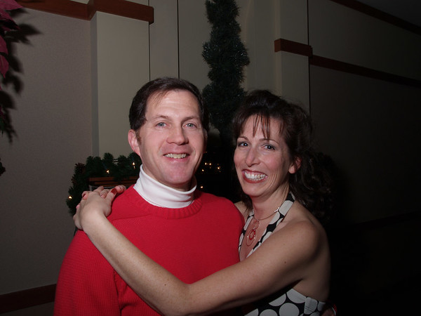 2006 Holiday Party, Santa Clara, December 9, 2006