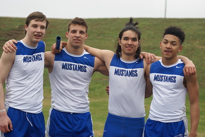 Millard North Relays (Mrs. Craig's photos)