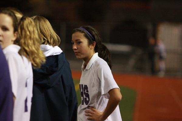 2008-10-28 IHS Girls Soccer vs Bothell