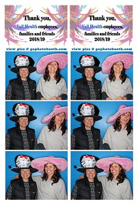 Vail Health end of Season Party 04/12/19