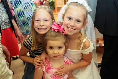 Madelynne's Communion~5/5/12