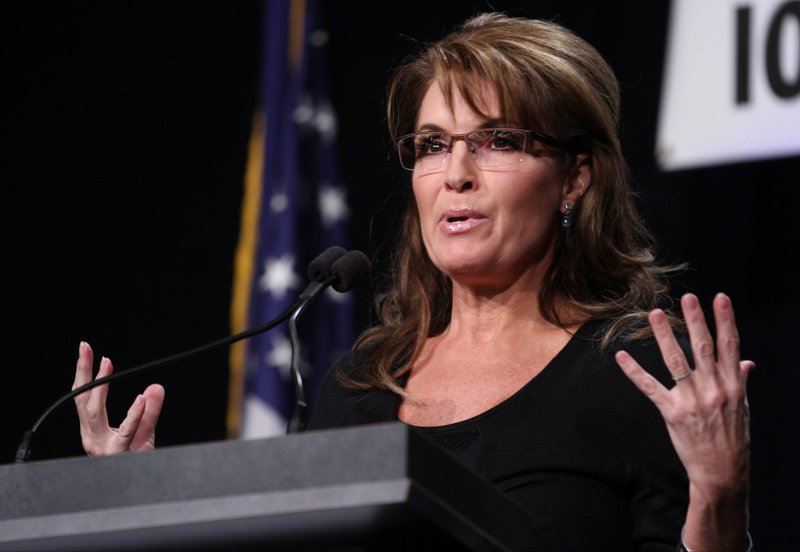 """. <p>6. SARAH PALIN: Turns out, Pope Francis is one of her favorite lamestream pinkos. (unranked) <p><b><a href=\'http://thelead.blogs.cnn.com/2013/11/12/sarah-palin-taken-aback-by-pope-franciss-liberal-statements/\' target=\""""_blank\""""> HUH?</a></b> <p>  (AP Photo by Justin Hayworth)"""