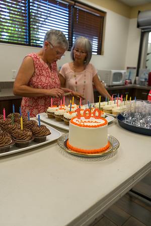 Grandpop Turns 100