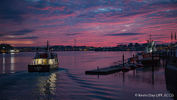 Cobh Sunset - 03/10/2017