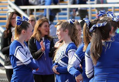 Pop Warner A Cheerleaders