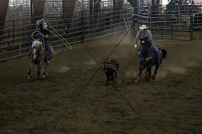 Llano County Team Roping Short Go