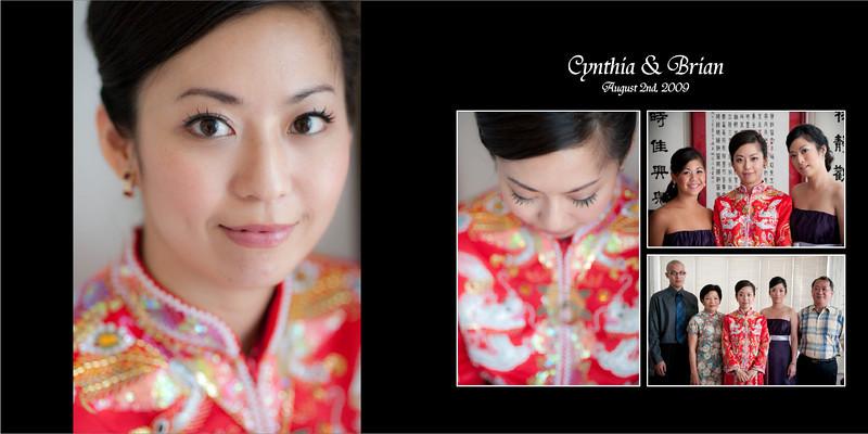 Wedding Album - Aug 2 09
