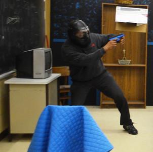 Gun training class